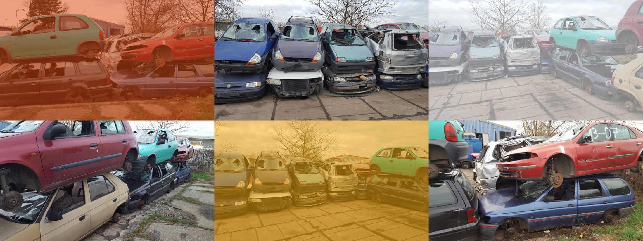 Výkup aut a likvidace autovraků